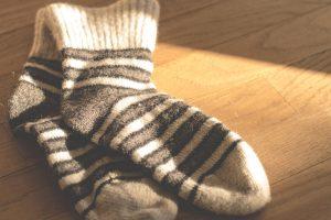 thick socks winter